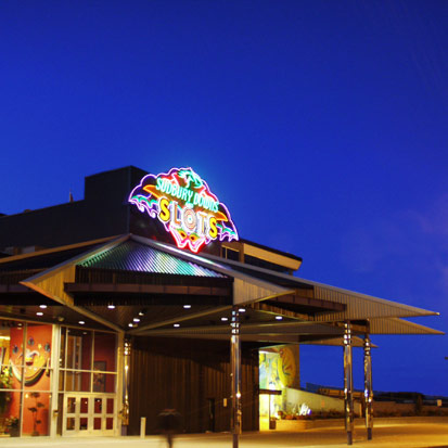 Olg slots at sudbury downs address is sports gambling illegal in new york